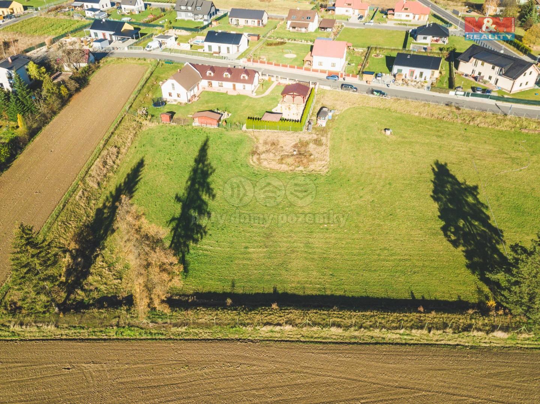 Prodej pozemků k bydlení, 6300 m², Struhařov