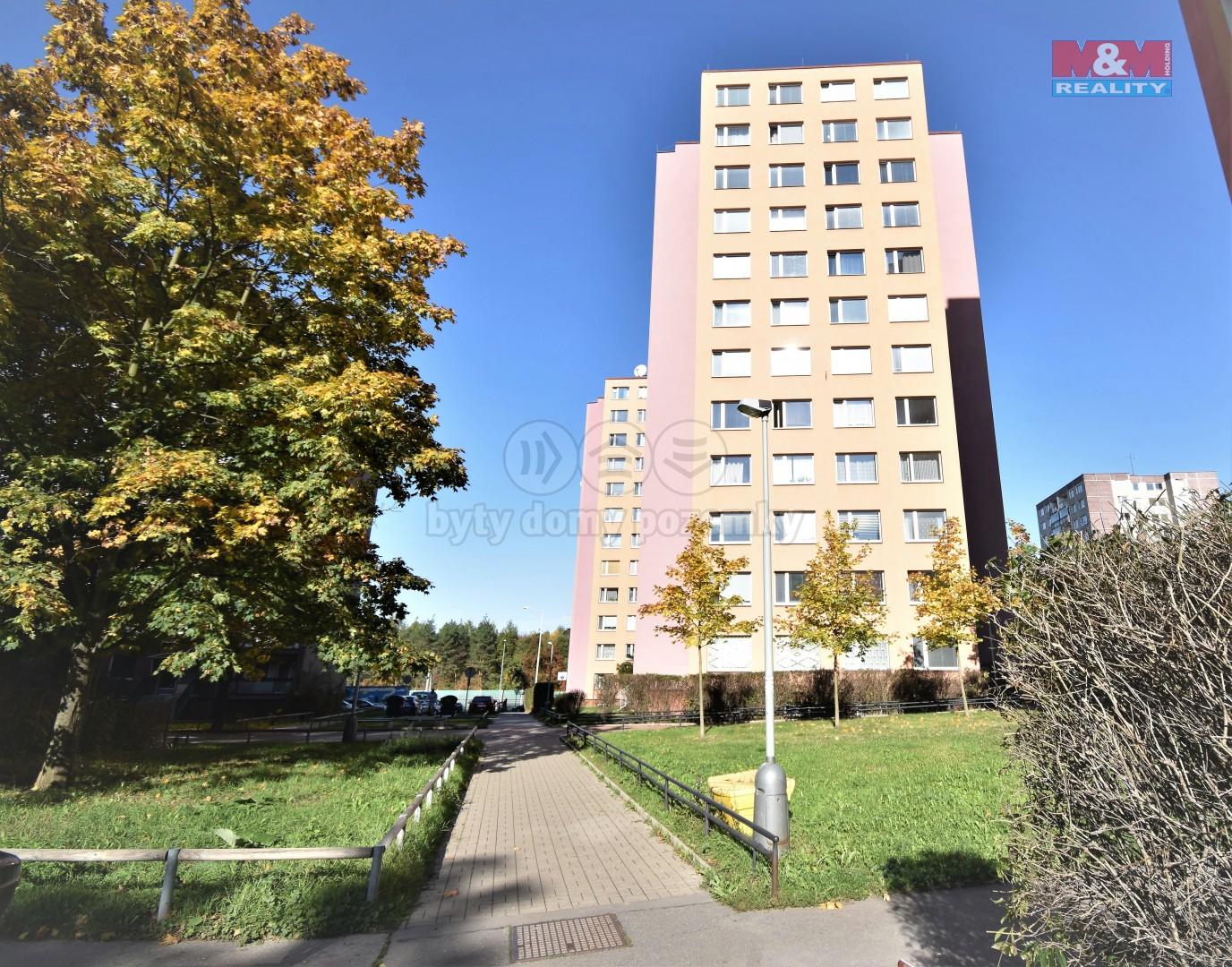 Prodej bytu 3+1, 86 m², Praha, ul. Werichova
