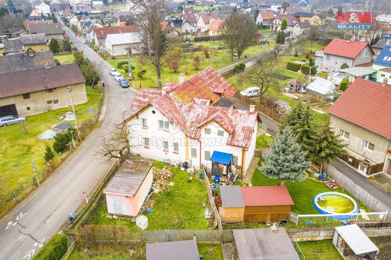 Prodej nájemního domu, 1818 m², Velké Březno - Valtířov