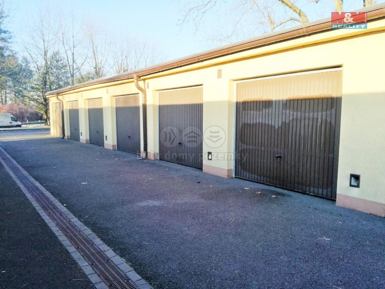 Pronájem garáže, 22 m², Frýdek-Místek, ul. Čs. armády