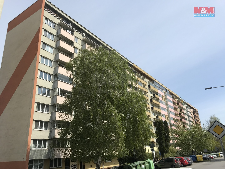 Prodej, byt 2+1, 58 m², Ostrava, ul. Srbská