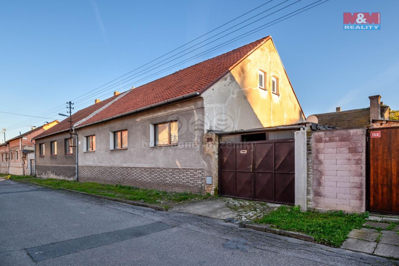 Prodej rodinného domu, 152 m², Kladno, ul. Jeronýmova