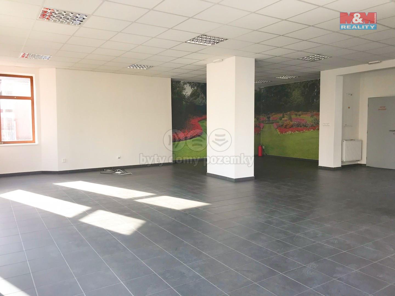 Pronájem obchod a služby, 465 m², Uherské Hradiště