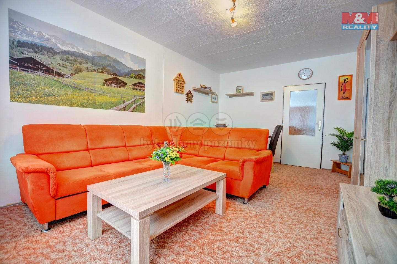 Prodej bytu 4+1, Svoboda nad Úpou, ul. Rýchorské sídliště