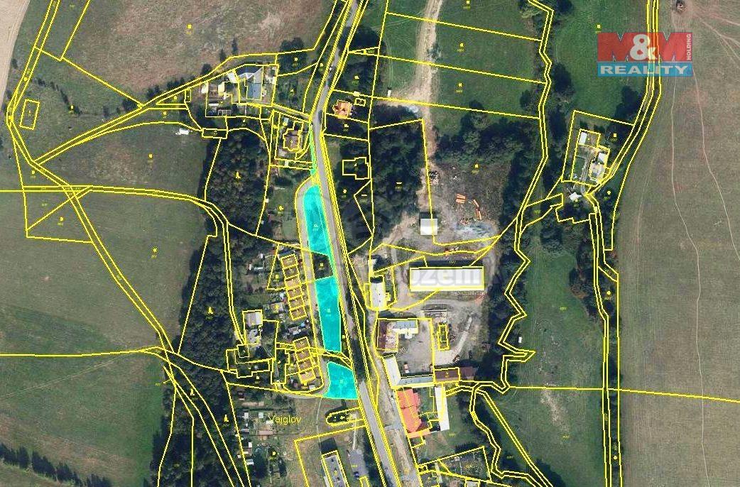 Prodej louky, 2072 m², Břidličná-Vajglov