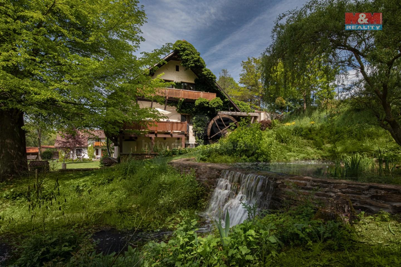 Prodej penzionu, 785 m², Načeradec, ul. Klokočkův mlýn