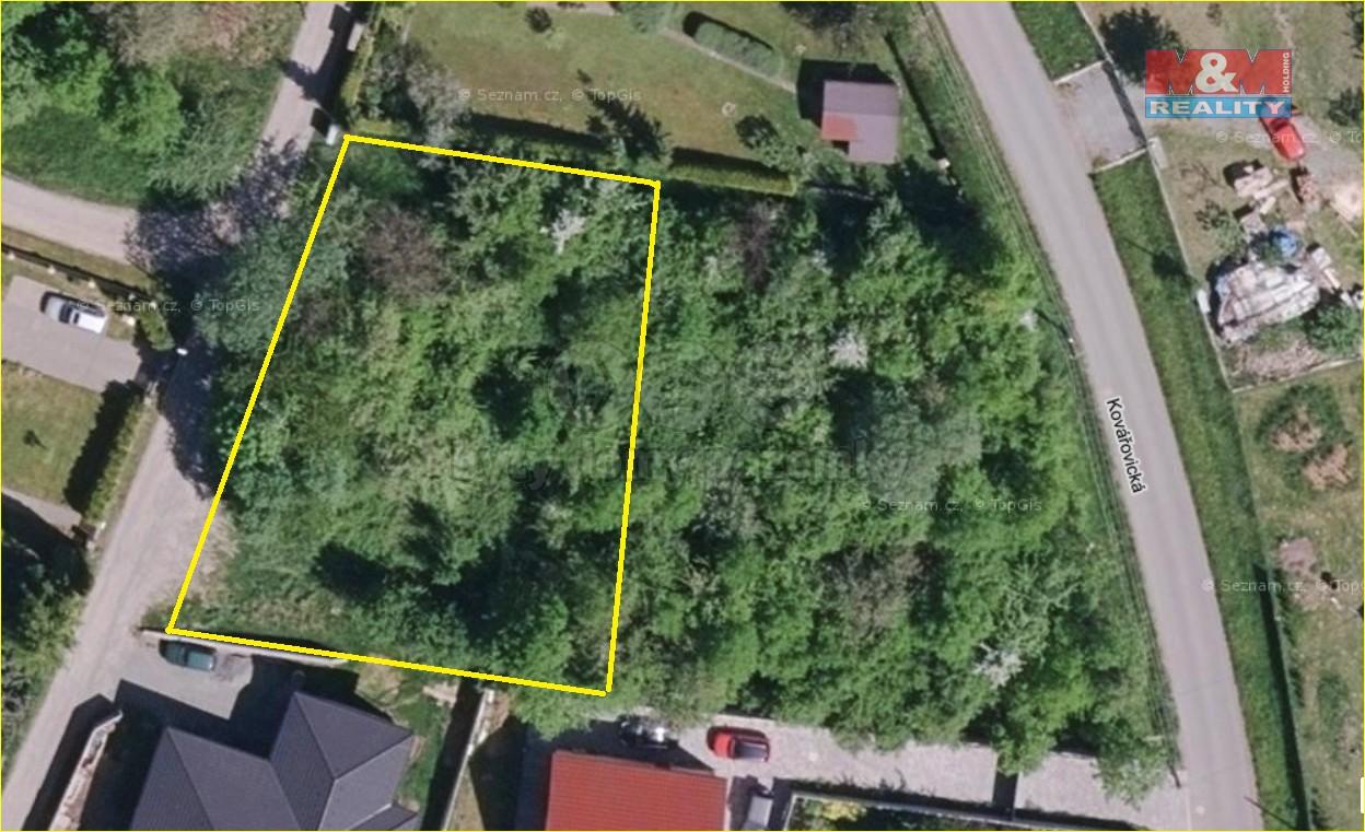 Prodej pozemku k bydlení, 1169 m², Zaječice u Pyšel