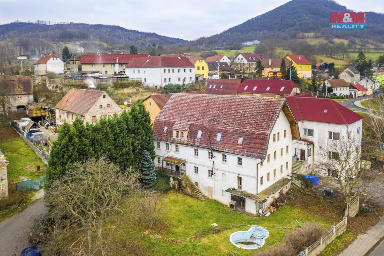 Prodej rodinného domu, 396 m², Ústí nad Labem - Sebuzín