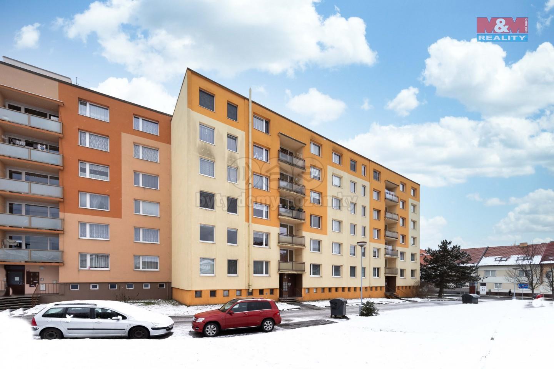 Prodej bytu 3+1, 71 m², Rokycany, ul. Pivovarská