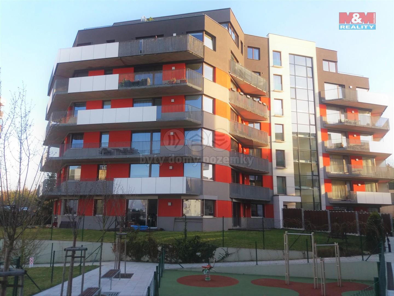 Pronájem, byt 2+kk, 60 m2, Hlubočepy, ul. Devonská