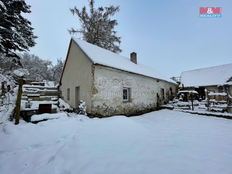 Prodej rodinného domu 3+1, 294 m², Strmilov