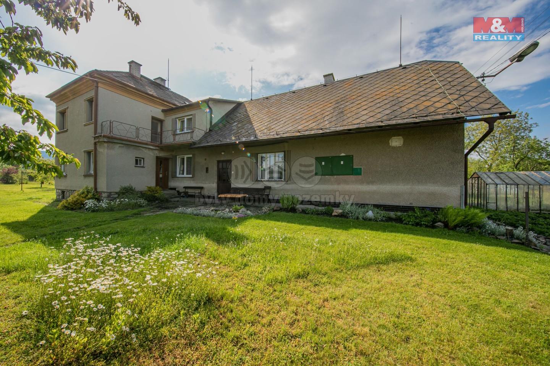 Prodej rodinného domu, 205 m², Rapotín, ul. Družstevní