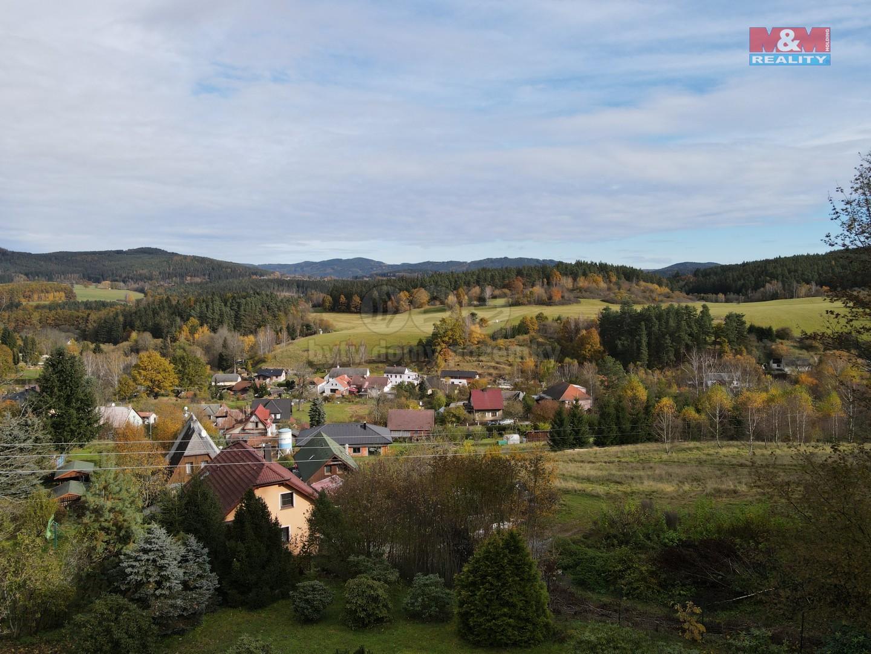 Prodej pozemku, 2568 m², Vyšší Brod, ul. Studánecká