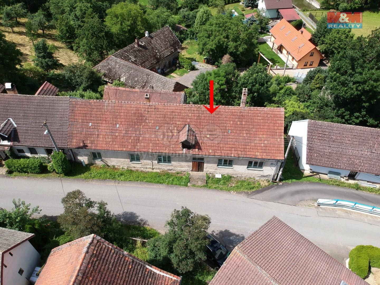 Prodej rodinného domu, 178 m², Divišov, Zdebuzeves