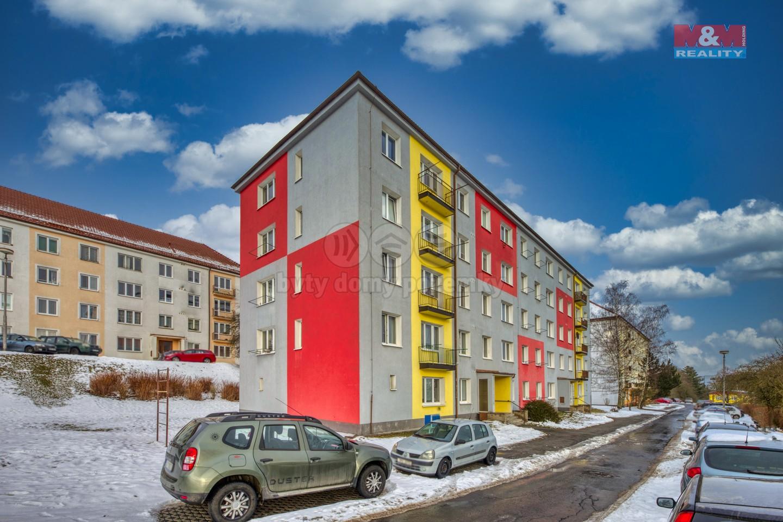 Prodej bytu 3+1, 58 m², Tachov, ul. Pod Svahem