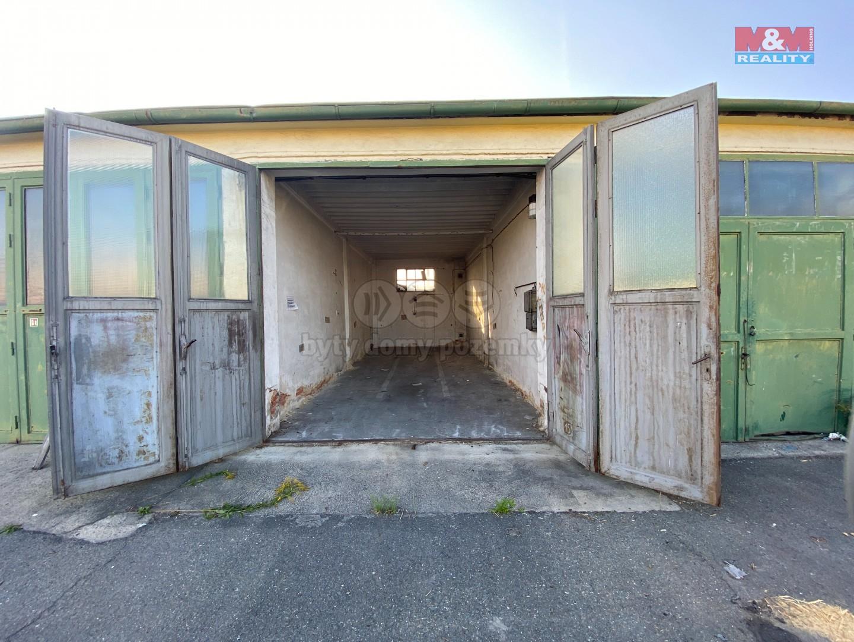 Pronájem garáže, 40 m², Olomouc, ul. U panelárny