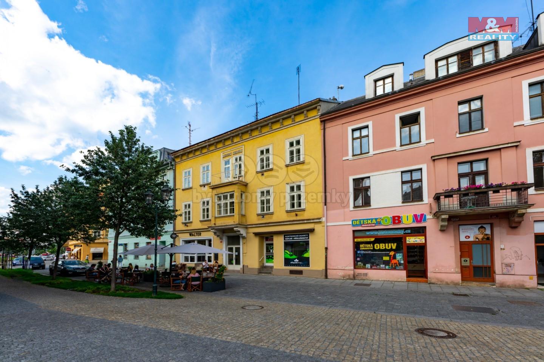 Pronájem bytu 4+1, 110 m², Plzeň, ul. Smetanovy sady