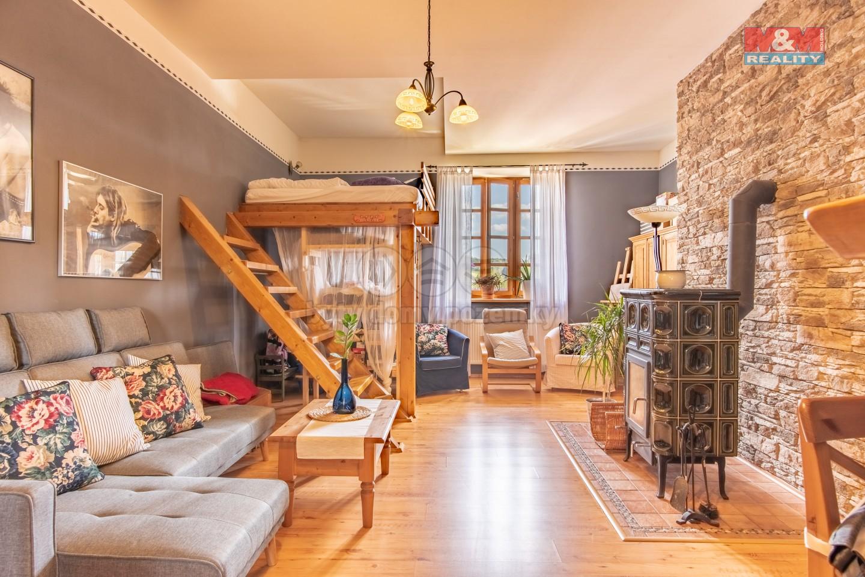 Prodej, rodinný dům, 278 m², Kotouň - Oselce