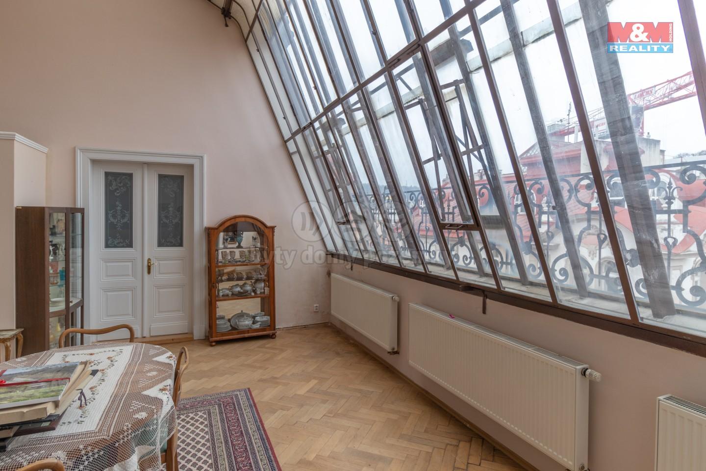 Pronájem bytu 4+kk, 174 m², Praha, ul. Ostrovní