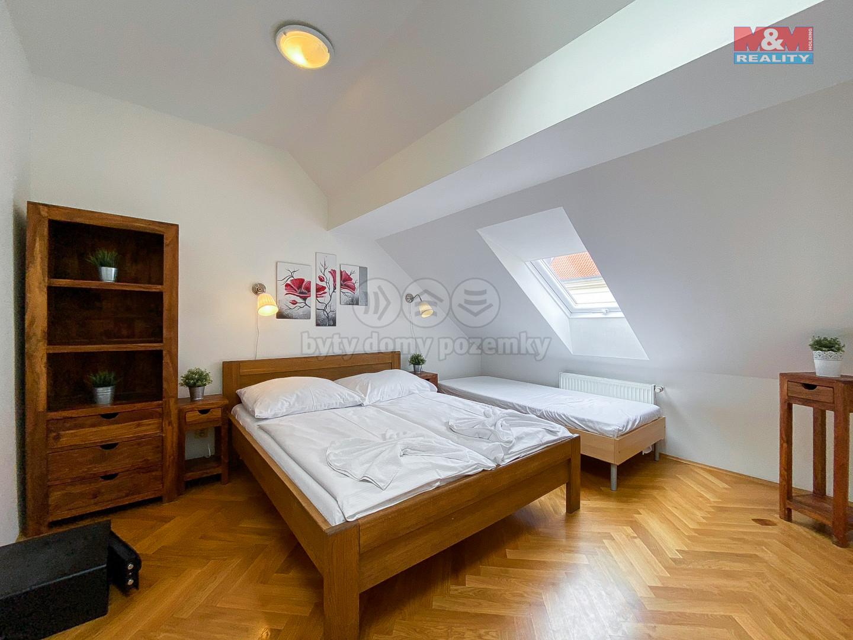 Podnájem bytu 3+1, 85 m², Praha 1, ul. Templová