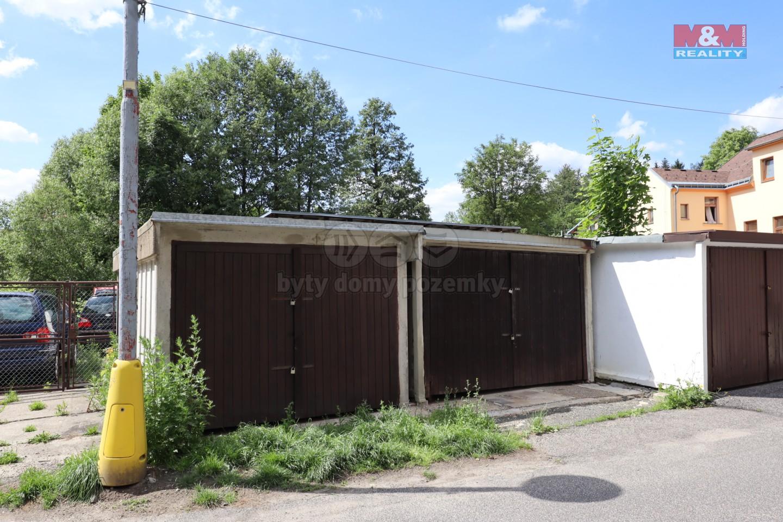 Prodej, garáž, Jablonec nad Nisou, ul. Pionýrů