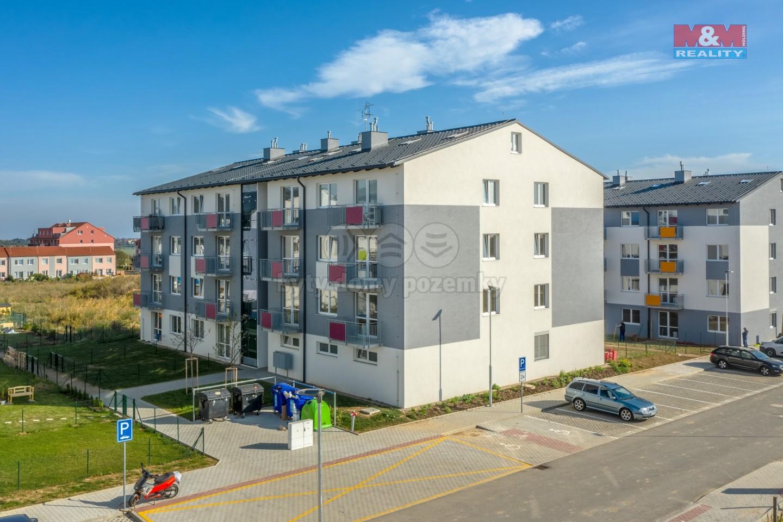 Prodej bytu 2+kk, 56 m², Chýně