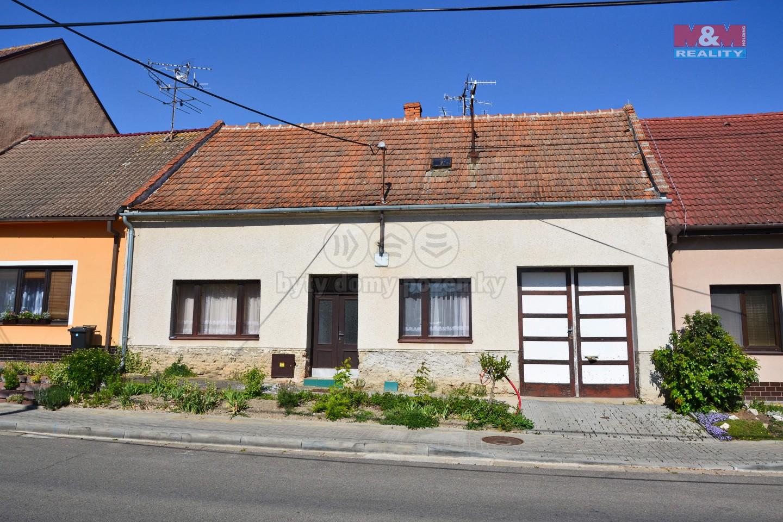 Prodej rodinný dům 4+1, Velké Pavlovice