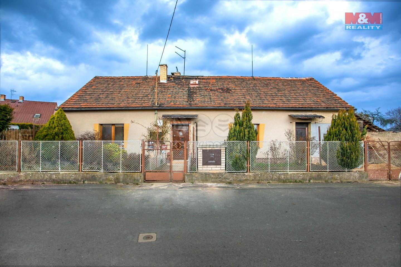 Prodej, rodinný dům, Nýřany, ul. Úzká