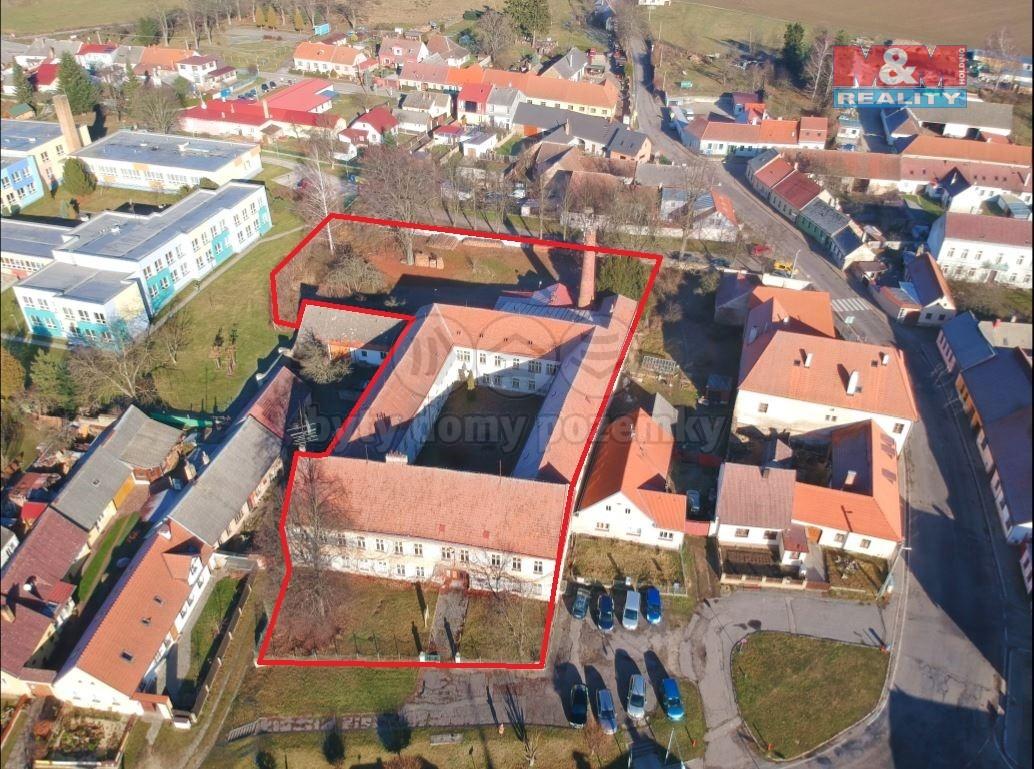 Prodej historického domu, 4409 m2, Slavonice