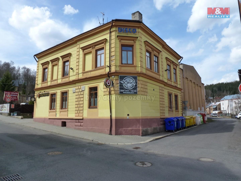 Prodej dance Club - restaurace, Smržovka, ul. Havlíčkova