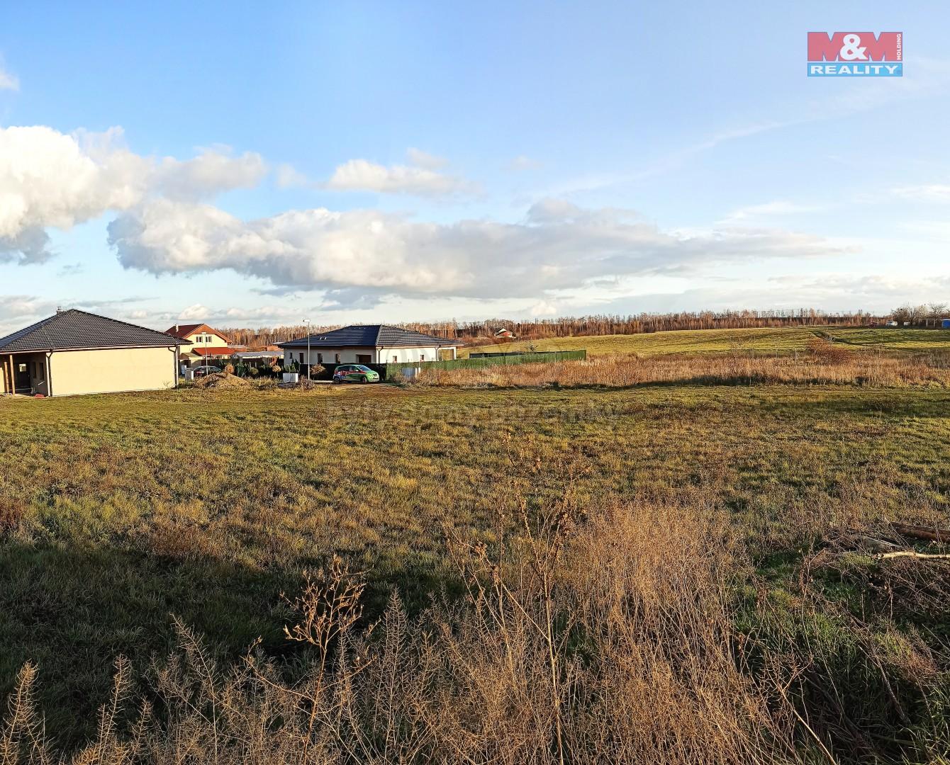 Prodej pozemku k bydlení, 1176 m², Jirkov
