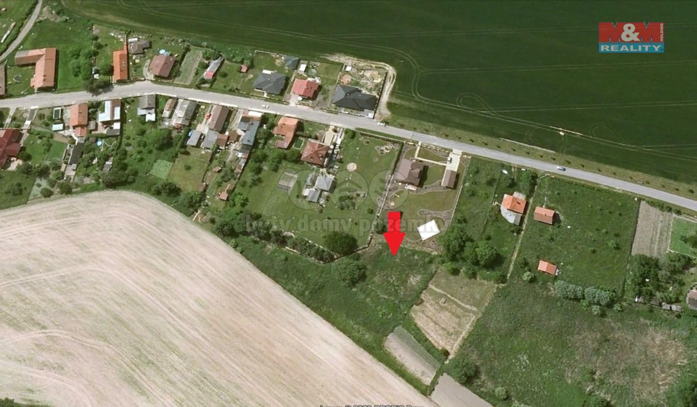 Prodej louky, 2069 m², Olešnice