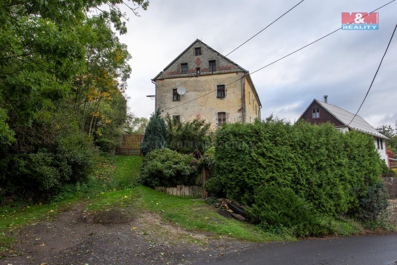 Prodej rodinného domu, 380 m², Horní Slavkov, ul. Ležnice