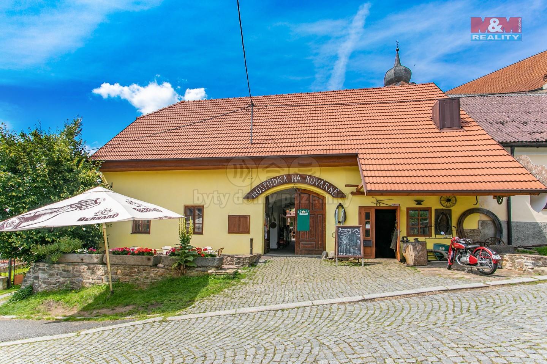 Prodej, restaurace, stravování, 358 m², Velhartice