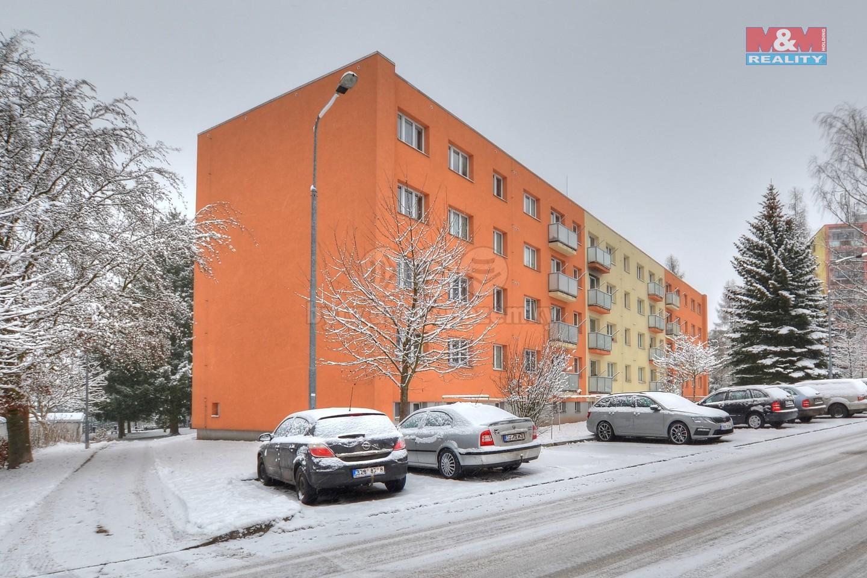 Prodej bytu 3+1 s garáží v Nové Pace, ul. U Studénky