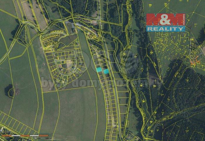 Prodej pozemku k bydlení, 423 m², Dolní Moravice