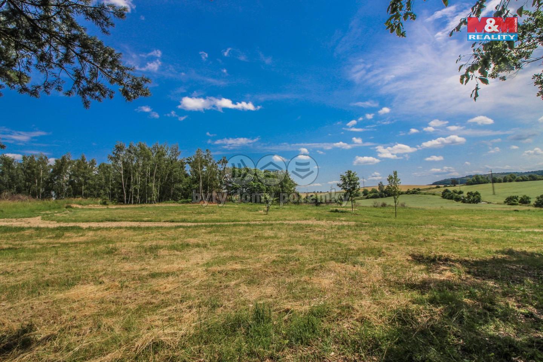 Prodej pozemku k bydlení, 1225 m², Netvořice