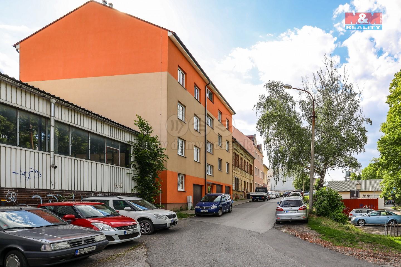 Pronájem bytu 1+kk v Plzni, ul. U Radbuzy