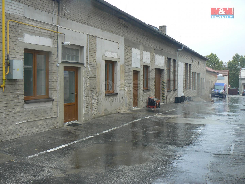 Pronájem výrobního a skladovacího objektu, 400 m², Kyjov