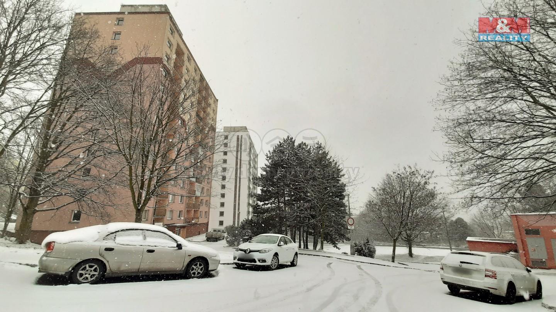 Pronájem bytu 1+1 v Ústí nad Labem, ul. Jizerská
