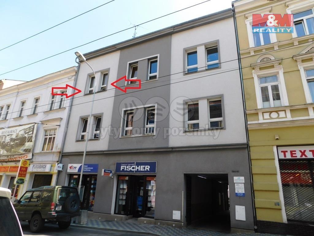 Pronájem kancelářského prostoru, 25 m², Teplice, ul 28.října