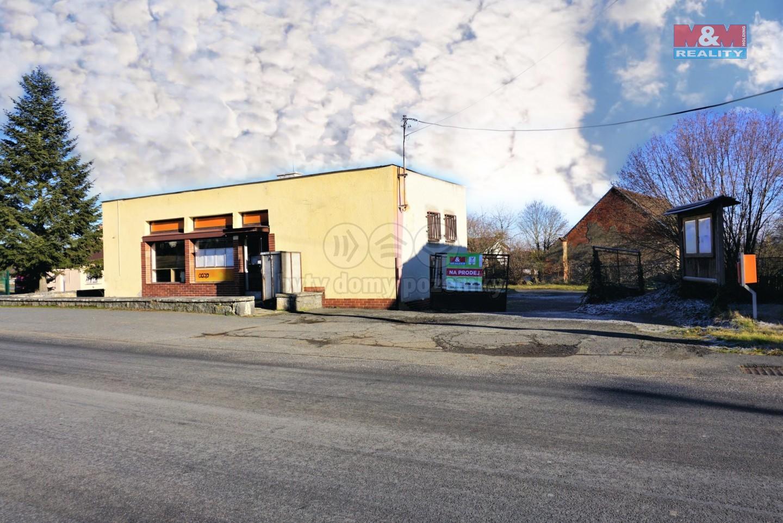 Prodej, obchod a služby, 119 m2, Soběsuky, Plzeň Jih