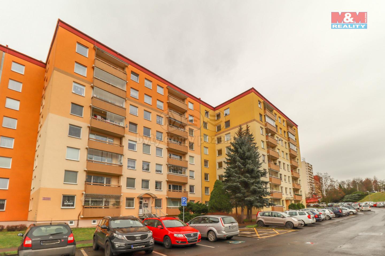Prodej bytu 4+1, 83 m², Teplice, ul. Krušnohorská