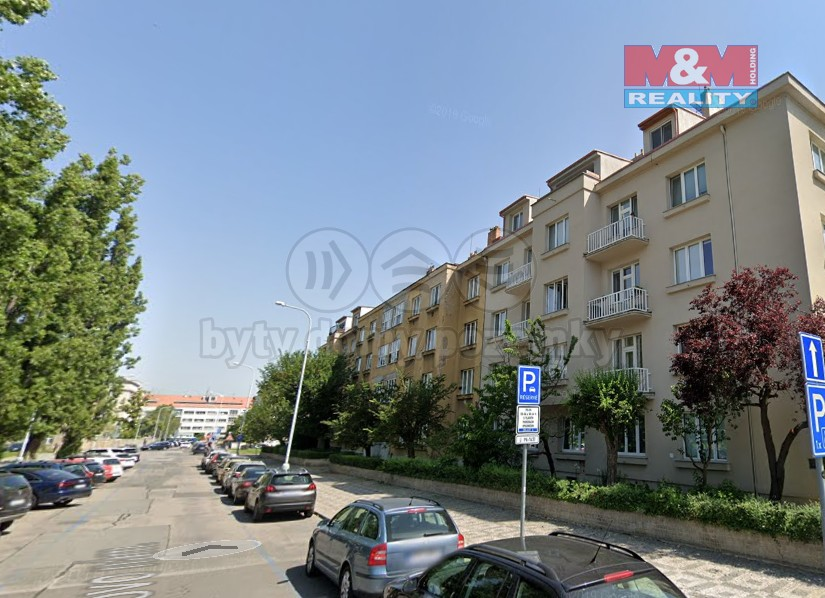 Prodej bytu 3+1, 144 m², Praha, ul. Flemingovo náměstí