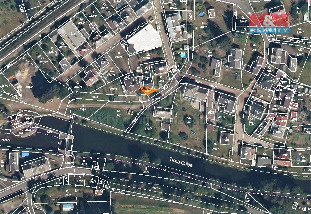 Prodej zahrady, 30 m², Letohrad