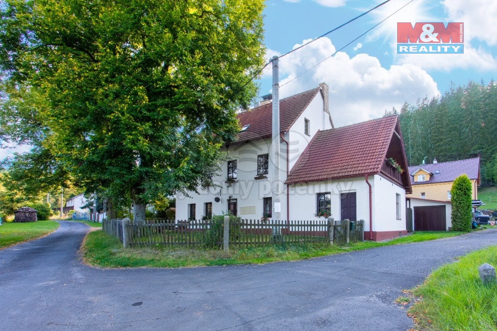 Prodej chalupy, 340 m², Karlovy Vary, ul. Cihelny