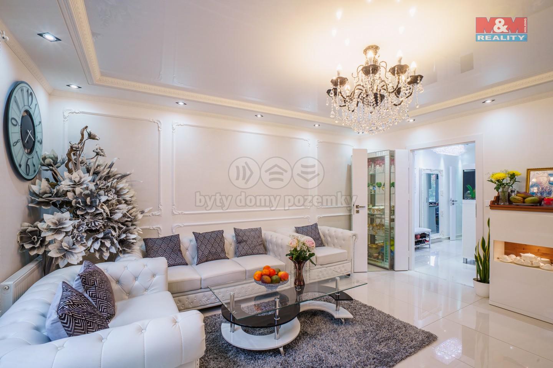 Prodej, byt 3+1, Cheb, ul. Mánesova