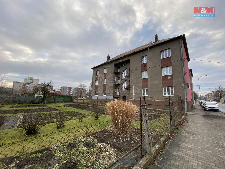 Pronájem bytu 1+1, 42 m², Ostrava, ul. Hasičská