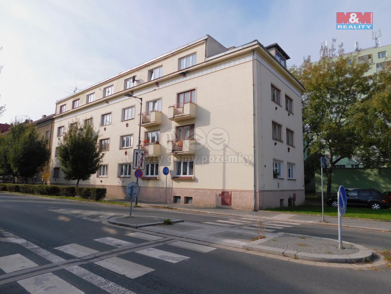 Pronájem bytu 2+1, Poděbrady, ul. Fügnerova