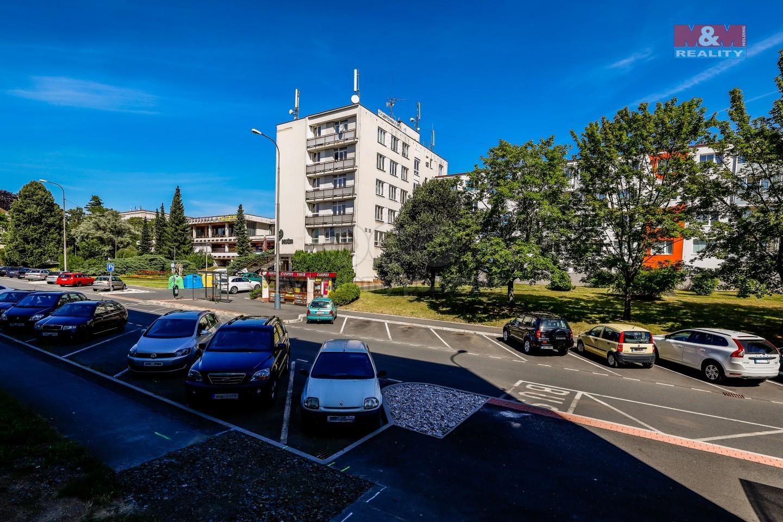 Pronájem, byt 1+kk, 45 m², Domažlice, ul. Mánesova
